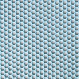 Z Mat Petek Desenli PVC Yolluk - 4mm