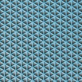 Z Mat Yıldız Desenli PVC Yolluk - 5 mm