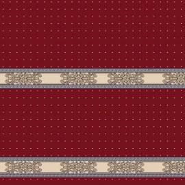 MyFloor S133BORDO Cami Halısı