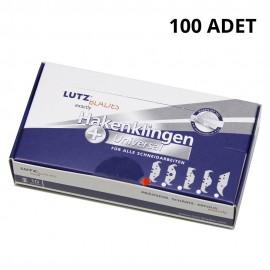 Çengel Bıçak Ucu - Alman Malı 5/10/100'lü Paketlerde