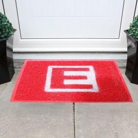 Eczane Logolu Kıvırcık Kapı Önü Paspası