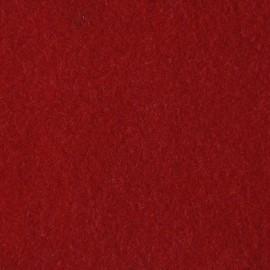 Kırmızı Velour Yumoş Halı 5mm Keçe