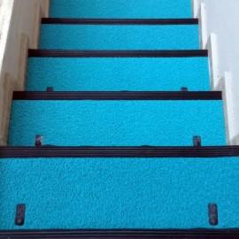 Kıvırcık Dış Mekan Merdiven ve Basamak Paspası