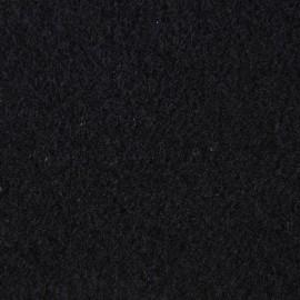 Siyah Velour Yumoş Halı 5mm (Keçe)